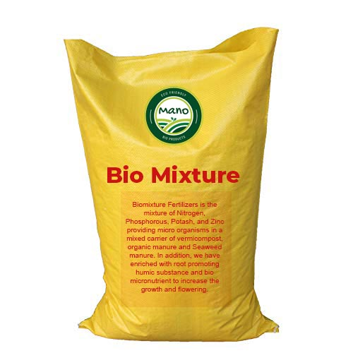 Biomixture Fertilizers is the mixture of Nitrogen, Phosphorous, Potash, and Zinc providing micro organisms in a mixed carrier of vermicompost