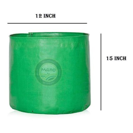 hdpe-round-grow-bags-12-x-15-inch-mano-bio-products